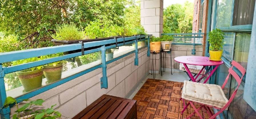 10 ideas para balcones peque os molimobel - Ideas para trasteros pequenos ...