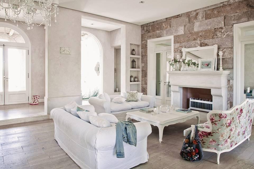 Cómo crear un ambiente Shabby Chic en tu hogar