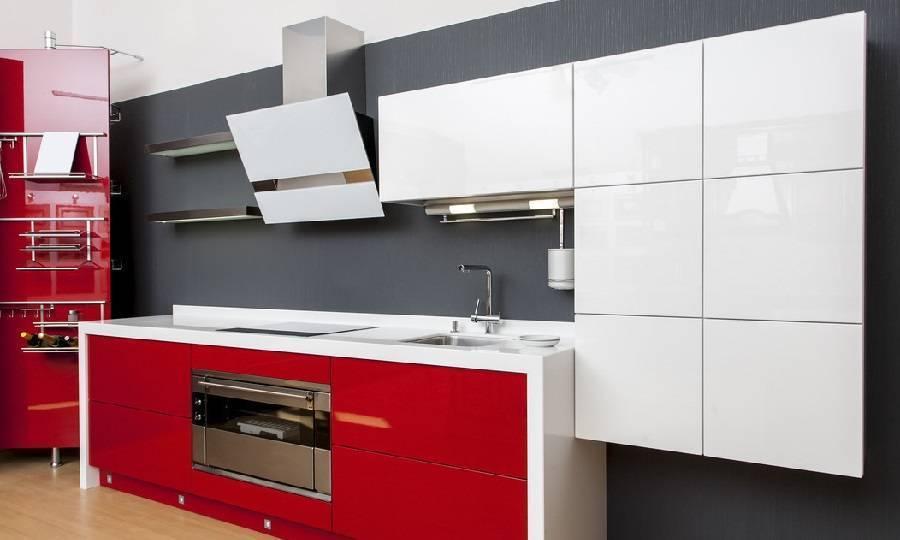 Dise os modernos de cocinas minimalistas molimobel for Diseno de cocinas minimalistas