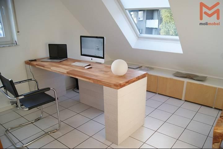 Oficina en casa: estilo y consejos.