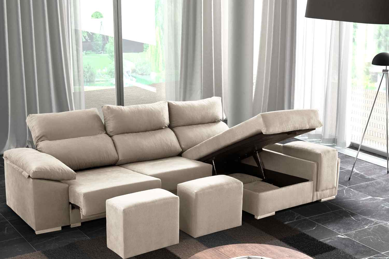Chaiselongue Victoria Molimobel ~ Sofas Para Habitaciones Juveniles