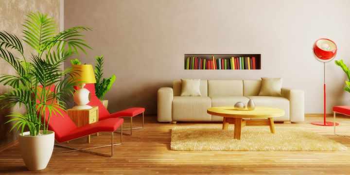 8 beneficios de decorar tu hogar