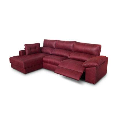 Chaiselongue con dos motores relax Jazz