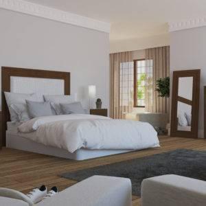 Dormitorio Donna