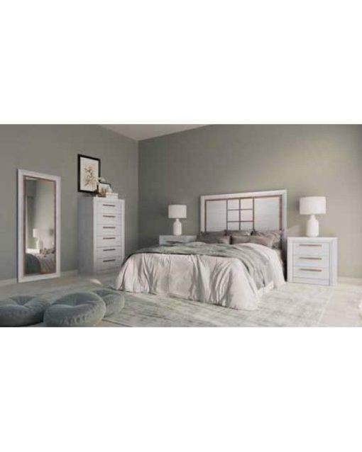 Dormitorio Liliana con sinfonier