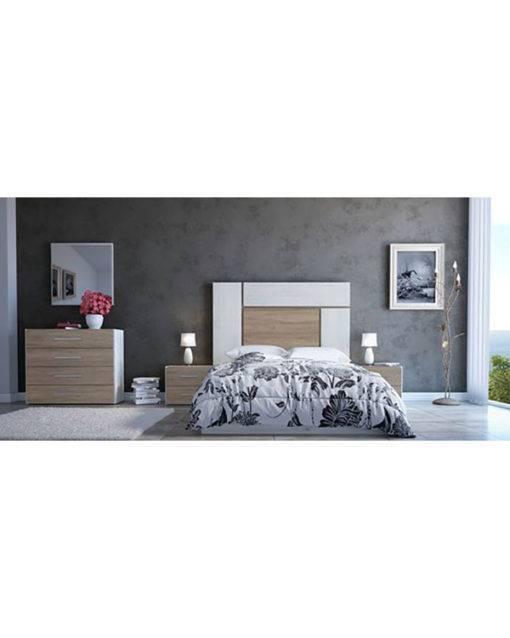 Dormitorio Emily Cabecero Moderno