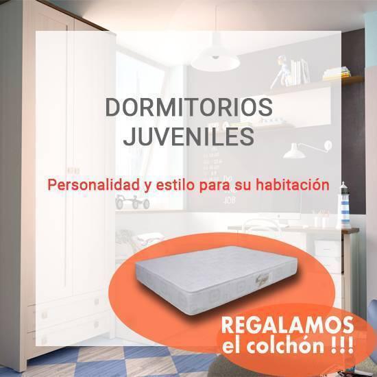 catálogo dormitorios juveniles