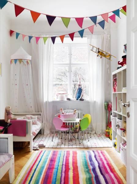 Soluciones para dormitorios infantiles pequeños