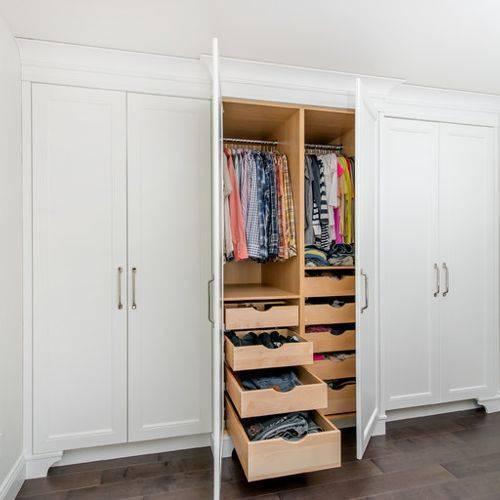 ¿Qué tipo de armario me conviene más?