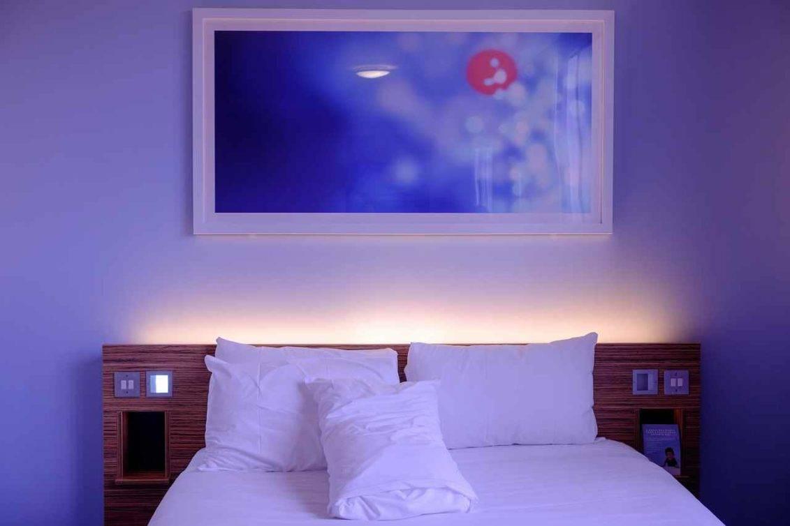 Encuentra el color ideal para tu dormitorio