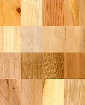 Tipos de madera para muebles, aprende a diferenciarlos