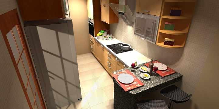 Cómo maximizar el espacio en cocinas pequeñas