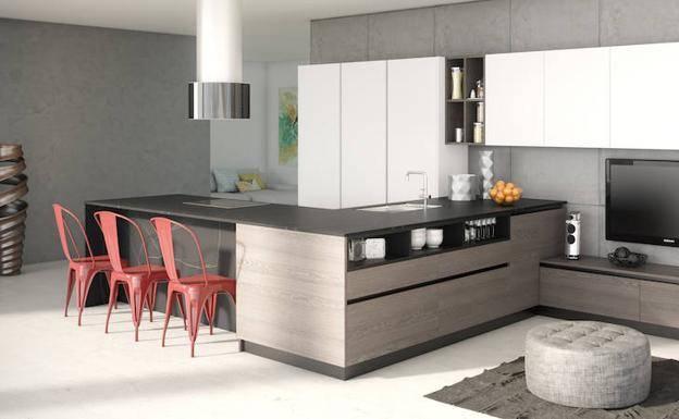 Mesas de cocina y otras opciones para comer
