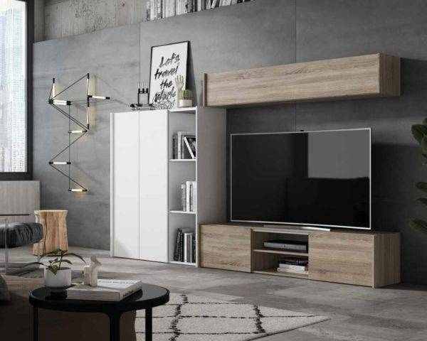Ideas con muebles minimalistas casas pequeñas